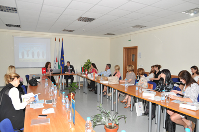 Conference Balkan Women BSU