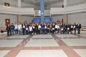 В БСУ се проведе Националната конференция за СНТ, Бургаски свободен университет, Бургас