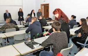 "Олимпиада по ""Информационни технологии"" в БСУ, Бургаски свободен университет, Бургас"