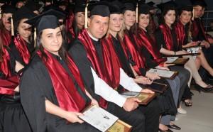 Тържествено връчване дипломите на випуск 2017 в БСУ, Бургаски свободен университет, Бургас