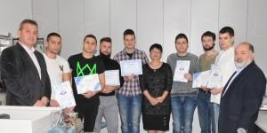 Студенти от ЦИТН с награди от научна сесия на ТУ Варна, Бургаски свободен университет, Бургас