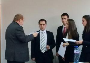ЦЮН организира междууниверситетско състезание в БСУ, Бургаски свободен университет, Бургас